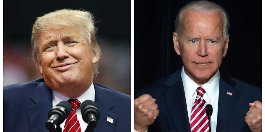 Trump VS Bidden
