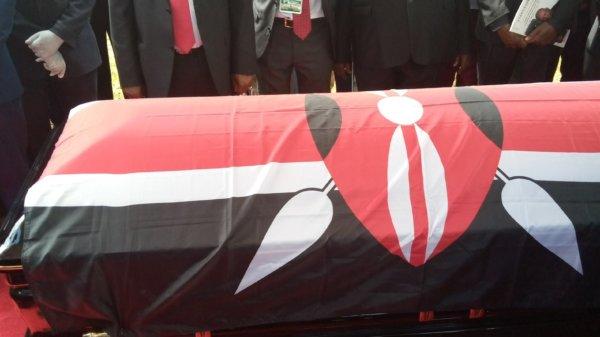 Governors Pay Tribute to John Nyagarama