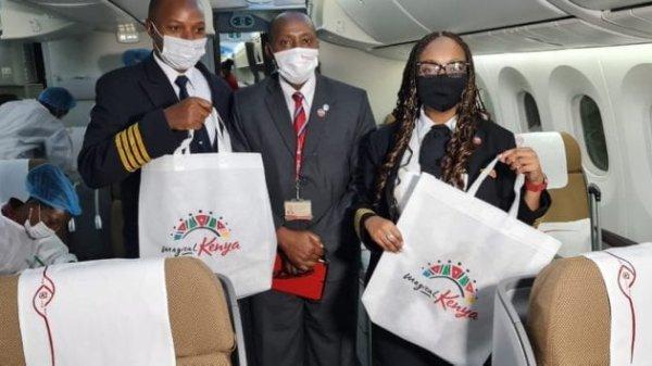Kenya Airways Resumed Direct Flights to US this Week