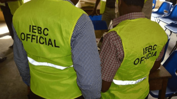 NAIROBI BY ELECTION Parties Rush To Submit Names Of Candidates