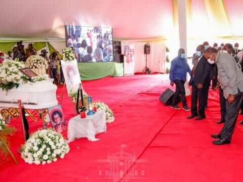 Political Biwigs In Vihiga To Bid Farewell To Mudavadi1s Mother