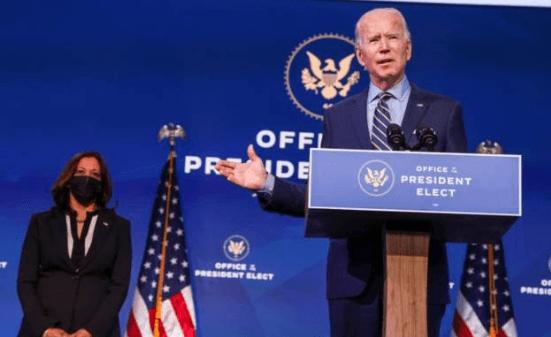 Victory of Presiednt elect Joe Biden Confirmed